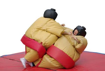 Bekannt Aus Dem Funny Sumo Ringen Die Attraktion Ihre